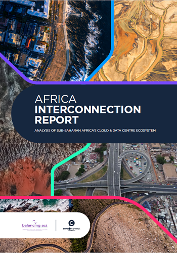 Africa Interconnection report