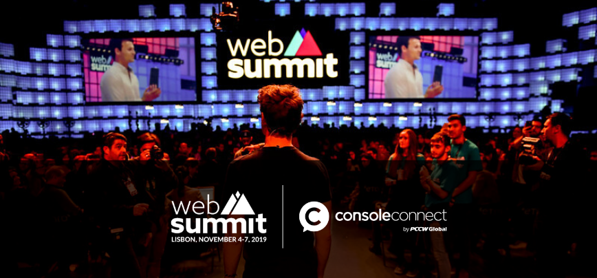 Landing page CC web summit