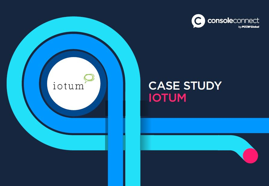 Iotum Case Study Console Connect