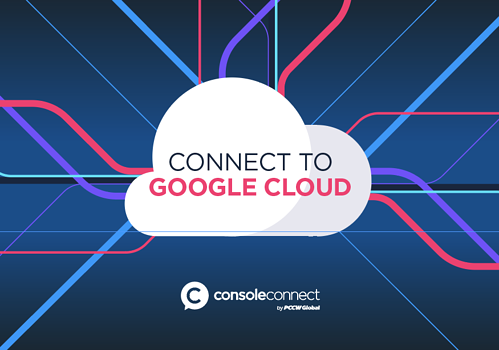 Console Connect How to Connect to Google Cloud