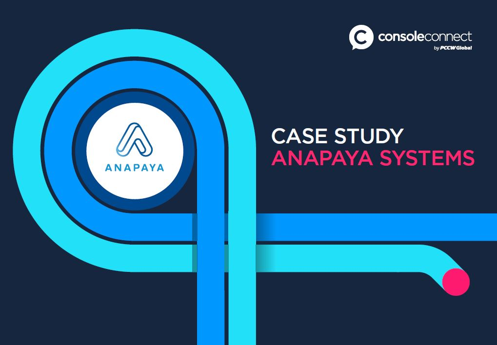 Anapaya Case Study Console Connect by PCCW Global