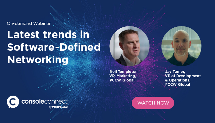Latest trends in Software Defined Networking SDN