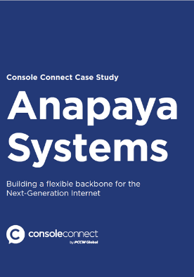 Anapaya Systems Console Connect Case study